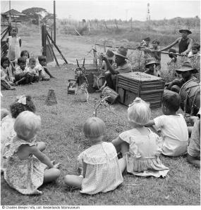 topeng monyet tahun 1947